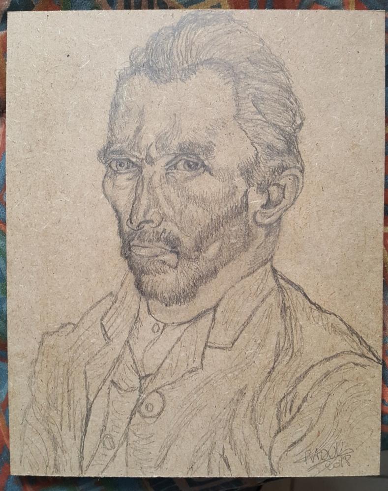Vincent van Gogh par Raoul.G